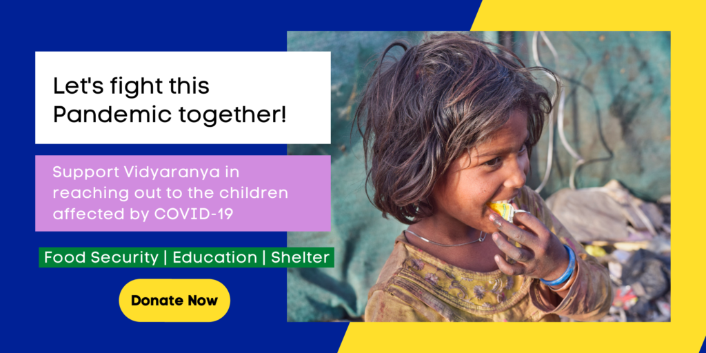 Support to Children impacted by COVID-19